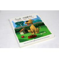 OEM Custom Board Book Printing Service Art Paper With Perfect Binding Manufactures