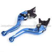 Quality Short Standard Adjustable Motorcycle Brake Clutch Lever With High - Class Finish for sale