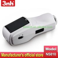 Color Spectrophotometer 3nh NS810 whiteness and yellowness spectrophotometer equal to Konica Minolta and x-rie spectroph Manufactures
