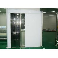 Hidden Automatic Air Shower Tunnel , Air Shower System For Class 100 Clean Room Manufactures