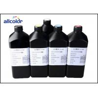 LED Epson R1900 UV Eco Solvent Ink For Epson Dx5 DX6 DX7  / Konica Hea Manufactures
