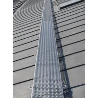 fuel tank roofing walkway gratings / fuel tank  safety walkway step stairs Manufactures