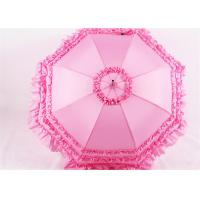 Straight Wedding umbrellas for bridesmaids cosplay lace Princess Manufactures
