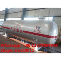 hot sale 25 cubic meter liquefied petroleum gas storage tank, factory price gas cooking propane storage tank for sale Manufactures