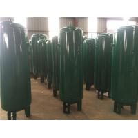 Carbon Fiber Vertical Compressed Air Storage Tank 4.0MPa Pressure 3000L Manufactures