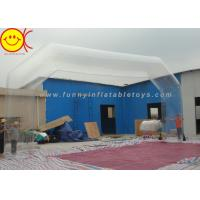 Transparent PVC Sealed Freestanding Inflatable Entrance Arch For Advertising Manufactures