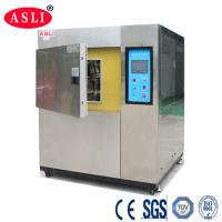 Electronic Climatic Chamber High Low Temperature thermal Impact Shock Test Machine Manufactures