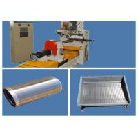 Stainless Steel Welded Wire Mesh Manufacturing Machine with Diameter 600-1200 MM Manufactures