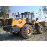 SEM 952 Used Compact Wheel Loaders 1220mm Dumping Reach 30 Degrees Climb Ability Manufactures