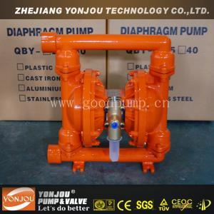 China QBY-10 pneumatic diaphragm pump on sale