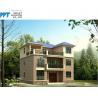 320 / 400Kg Home Passenger Lifts , Energy Saving Elevators For Villas Speed 0.4 M/s Manufactures