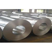 Hot Dipping Cold Rolled Galvalume Steel Coil High Tension For Garage Door Manufactures