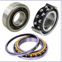 P0, P6, P5, P4 chrome steel, Gcr15 angular contact ball bearings 3302 Manufactures