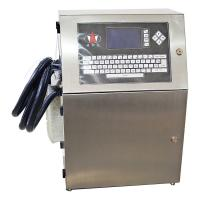 Intelligent Automatic Continuous Inkjet Printer For Expiry Date Stamping Manufactures