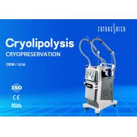 Buy cheap Coolingsculpture Cryolipolysis Body Slimming Machine Professional For Weight from wholesalers