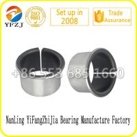 Stainless Steel Sliding Linear Motion bearing Bushing with Oil / Acid Resistant SF-1S Manufactures