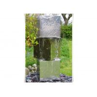 Public Decorative Stainless Water Feature Customized Size Polished Finishing Manufactures