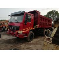 Diesel Fuel Used Howo 6x4 Dump Truck 30T 40T 10 Wheels Africa Construction Work Manufactures