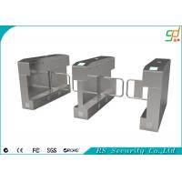 High Speed Electronic Turnstile Control Board Swing Arm Barriers Manufactures