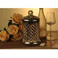 Quality Cylinder Glass Candle Holder for sale