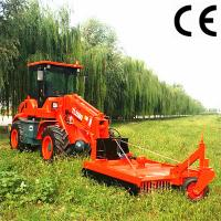 Best price front loader TL2500 wheel loader with telescopic boom Manufactures