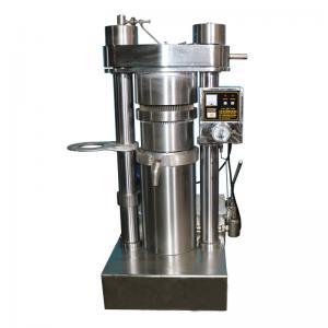 60 Mpa Pressure Hydraulic Oil Press Machine Avocado Oil Processing Machine Manufactures
