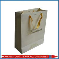high quality custom printed paper shopping bag eco-friendly material Manufactures