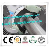 Automatic Pipe Welding Machine Tube Fit Pipe Engineering , Butt Welding Machine Manufactures