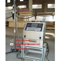 machine which prints serial numbers and dates Manufactures
