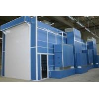 industrial powder coating lines for metal and furniture Manufactures