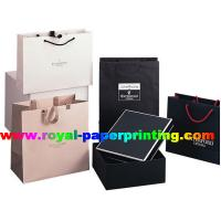 China cheap and high quality customize colorful paper bag printing on sale