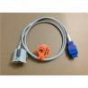 GE TruSignal Datex Ohmeda Reusable Spo2 Sensors Compatible TS - F - D 0.9m Length Manufactures