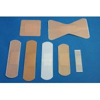 Disposable Adhesive Sterile Wound Plaster PE / PU / PVC / Non - Woven Manufactures