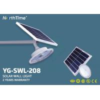 IP65 30W Solar LED Wall Light With 2 Years Warranty CE ROHS Certificate Manufactures