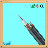 rg59 +2c power cable made in china high quality satellite cable Manufactures