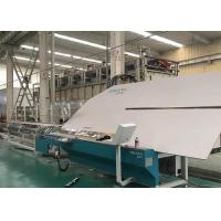 Stable Bending Glass Machine , Warm Edge Spacer Double Glazing Label Printing Manufactures