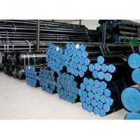 X52Q Material Seamless Line Pipe , Carbon Steel Seamless TubeAnti Corresive Manufactures