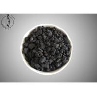 China Industry Chemicals Granulated Activated Carbon Black Color For Water Treatment on sale