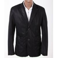 Big and Tall, 100% Viscose and Knitting, Stylish and Classic Mens PU Leather Suits Manufactures