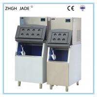 Automatic Slice Ice Machine , Concrete Cooling Medium Size Ice Maker Manufactures