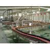 UHT Automatic Fruit Juice Production Line , Plastic Bottle Hot Filling Machine Manufactures