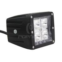 China Cree 12V LED Vehicle Work Light 16W 4000LM For Off Road Vehicle / Fork Lift on sale