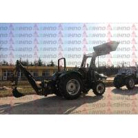 Tractor with Front End Loader for Loading Goods Manufactures