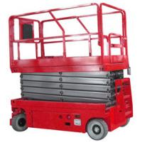 Quality 8m self-propelled Scissor Lift with 230Kg for sale