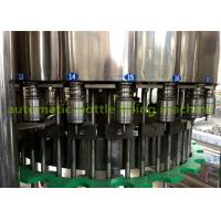 Automatic Drinking Water Bottle Washing Filling Capping Machine / Bottling Line Manufactures