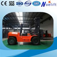 Longer fork diesel fuel forklift with triple mast Manufactures