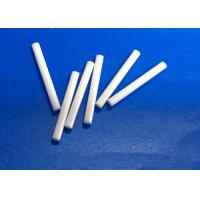 Yttria Stabilized Zirconia Ceramic Rod / Small Ceramic Bar High Hardness Manufactures
