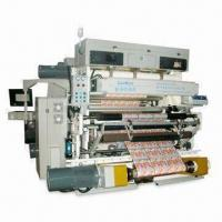 9125*I Rewinding and Doctoring Machine with 300m/min Speed and 1,250mm(Width) Web Manufactures