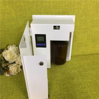 Quality Double air pump White metal 200 sqaure meter standby Scent Air Machine 500ml for sale