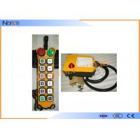 Single Speed Wireless Hoist Remote Control Fiberglass F24-12S ISO Manufactures